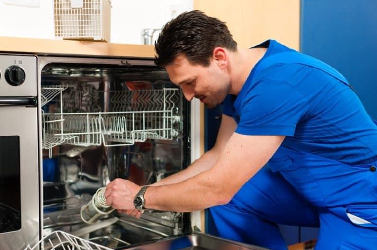 Ошибки посудомоечных машин